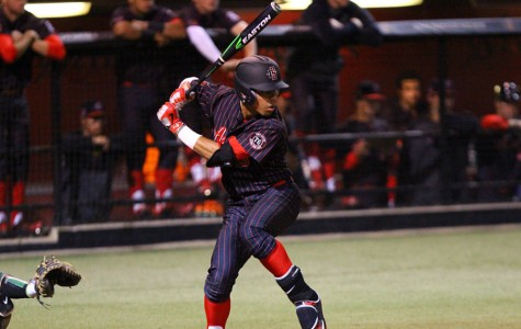 Offenses dominate as SDSU baseball splits doubleheader with Northwestern