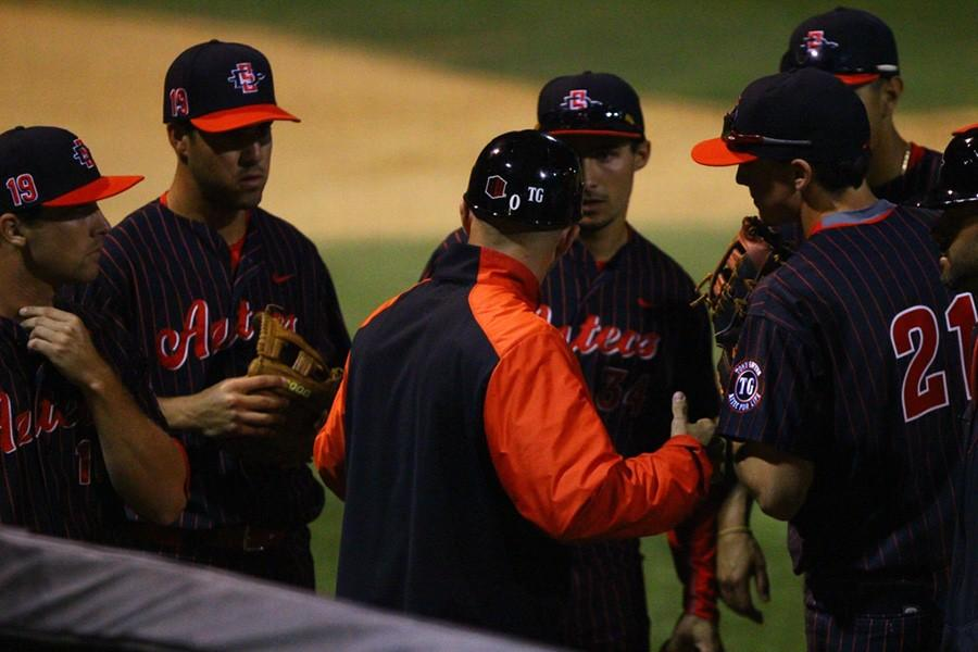 SDSU baseball drops first game of series to rival UNLV, 7-6