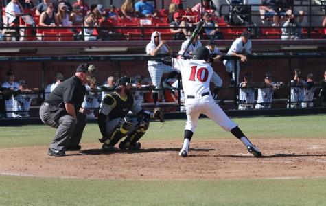 Spencer Thornton proving to be SDSU baseball's elder statesman
