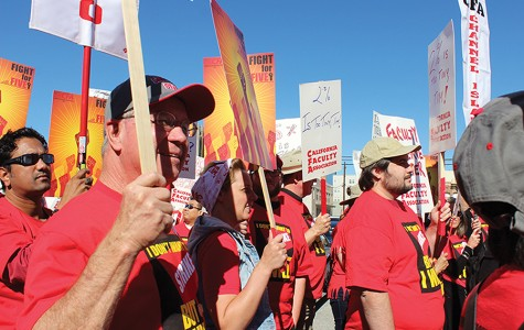 California Faculty Association leaders back union strike