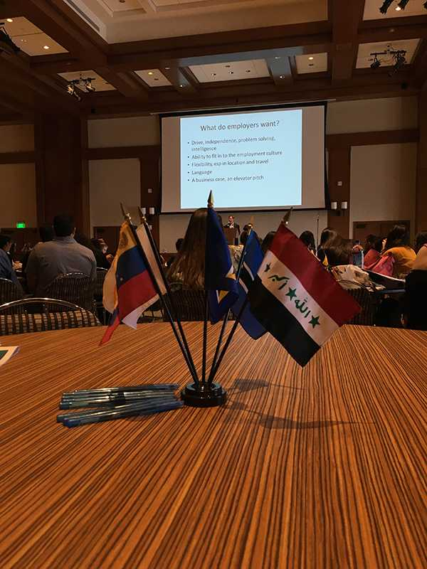 SDSU+hosts+Lessons+from+Abroad+conference