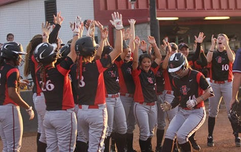 SDSU softball leaning on new outfield to take it to 9th straight postseason appearance