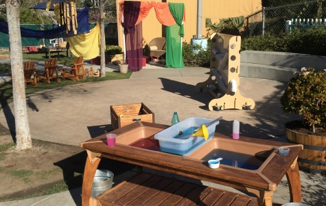 SDSU Children's Center encourages outdoor activity with a new classroom
