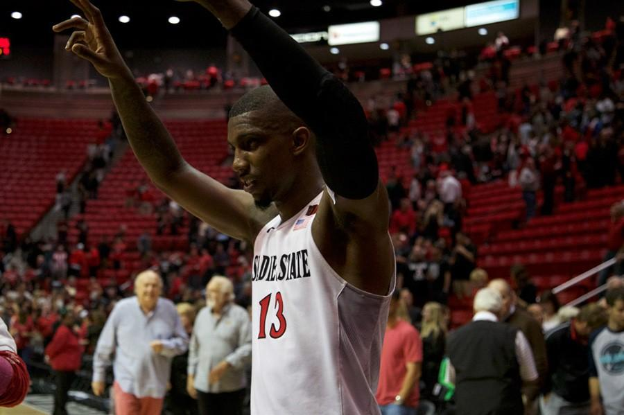 SDSU men's basketball advances to quarterfinals of NIT with 93-78 win over Washington