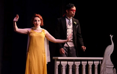 Over-the-top music and imagination fill 'The Drowsy Chaperone'