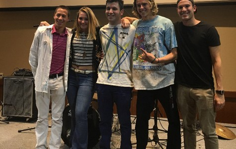 Open mic regulars take home a win at Battle of the Bands