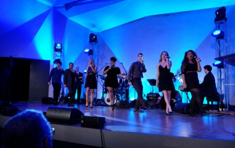 Four SDSU singers compete at Campus Superstar