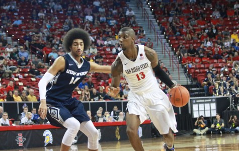 SDSU men's basketball ready to battle Wolf Pack in MW Tournament semifinals