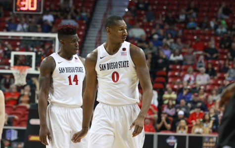 SDSU basketball notebook: Skylar Spencer on a level of his own