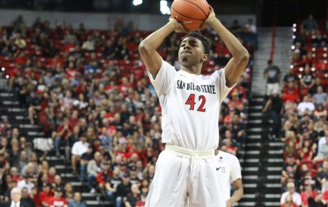 Jeremy Hemsley didn't play like a freshman in his first season with SDSU basketball