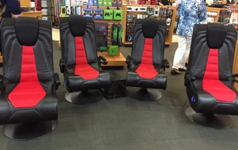 SDSU bookstore adds two new gaming chairs