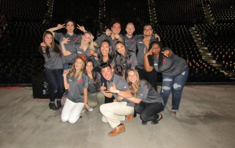 "SDSU students raise $6,000 for ""Do It For the Love Foundation"" during Greek Week"