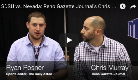 VIDEO: Reno Gazette Journal's Chris Murray discusses Nevada freshman Cameron Oliver