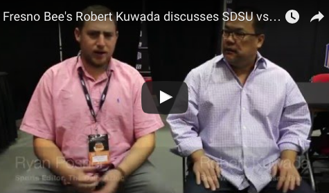 VIDEO: Fresno Bee's Robert Kuwada discusses SDSU vs. Fresno State MW Tournament championship game