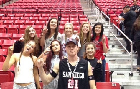 SDSU women's basketball fan is a one man 'Show'