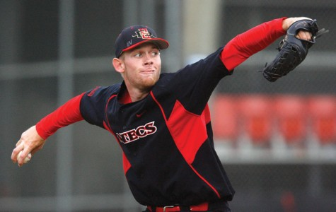 Stephen Strasburg attended SDSU from 2007-2009.