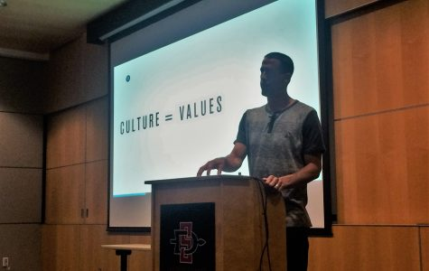 SDSU alumnus and Stance co-founder shares entrepreneurial advice