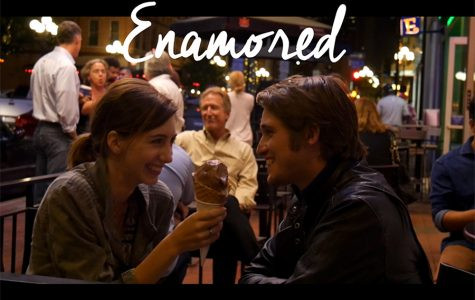 """Students promote their film """"Enamored"""" in Cannes"""