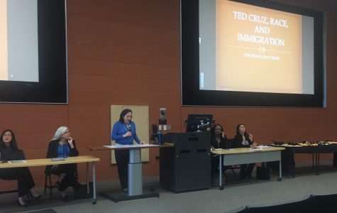 SDSU Women and Politics Working Group panel talk women's rights, election