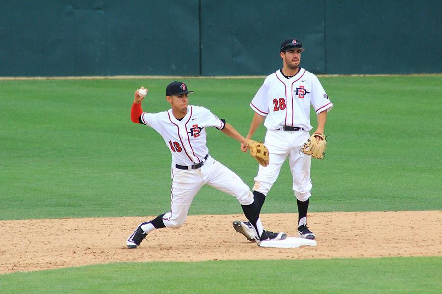 Alan+Trejo+has+been+a+treat+for+SDSU+baseball