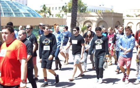 SDSU students honor Holocaust survivors