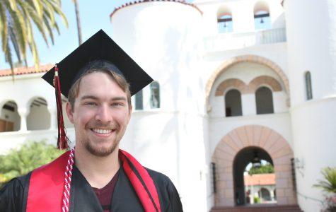 Senior farewell: Matthew Bain
