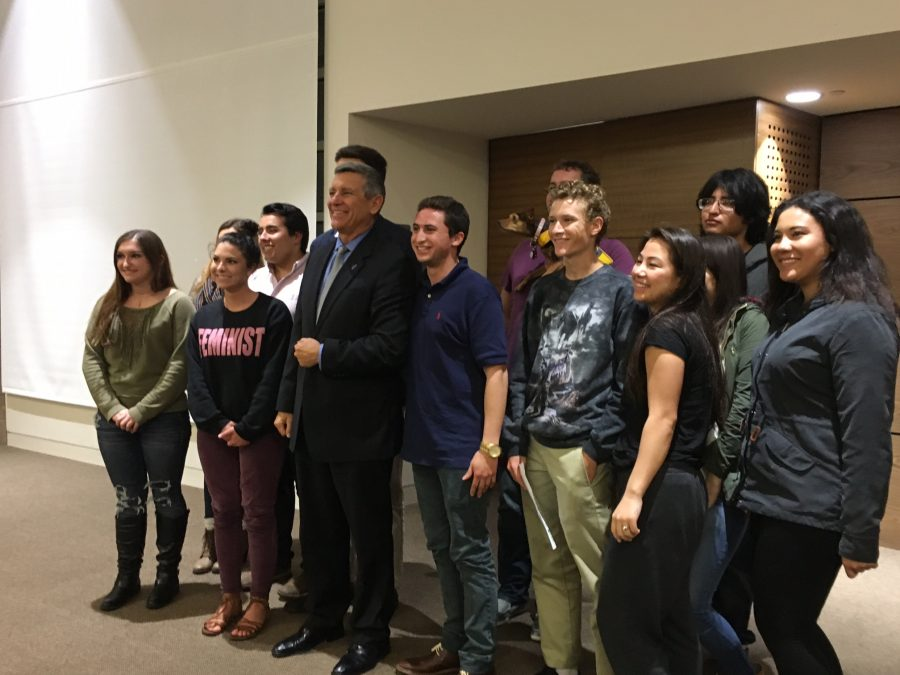 SDSU+College+Democrats+to+co-host+congressional+town+hall