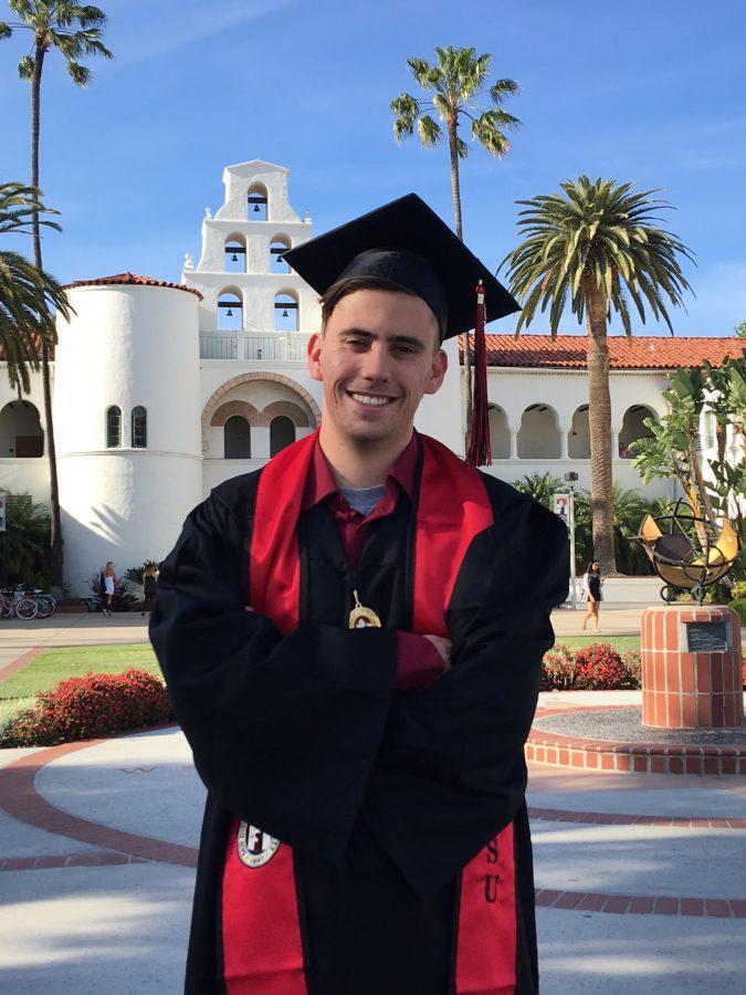 Senior farewell: Brandon Truffa