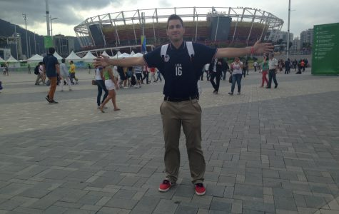 SDSU student has 'experience of a lifetime' at 2016 Summer Olympics