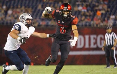Aztecs' Passing Attack Shines in Opening Game Victory