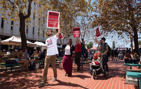 SDSU Graduate students reject wage increase from California State University