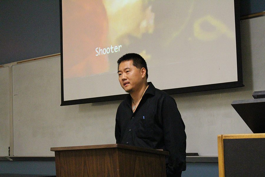 Director speaks about an upcoming documentary on local tragedy