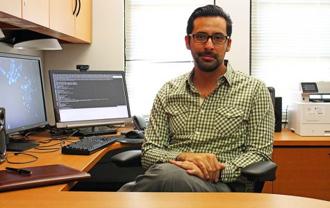 Leading artificial intelligence researcher joins SDSU