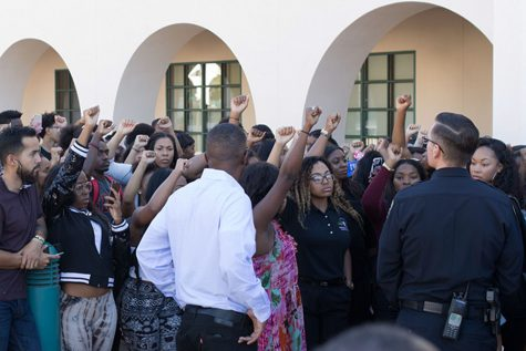 San Diego State Police Department responds to criticism from campus community