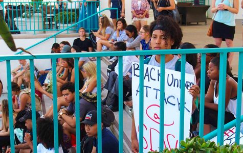 San Diego State students demand change from campus police