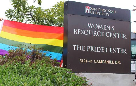 SDSU ranked top 30 for LGBTQ love