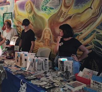 Cultural+de+la+Raza+held+over+50+zine+exhibitors+and+a+variety+of+artworks+and+styles.