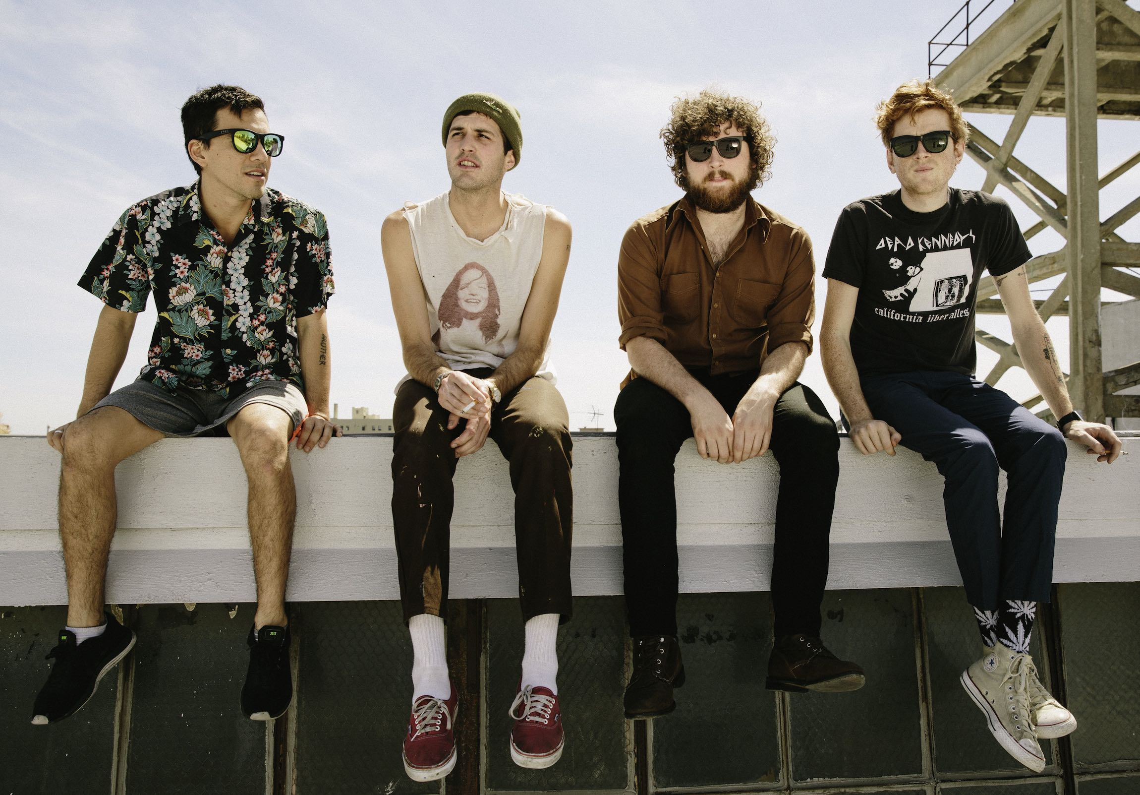 FIDLAR, photo courtesy of Alice Baxley