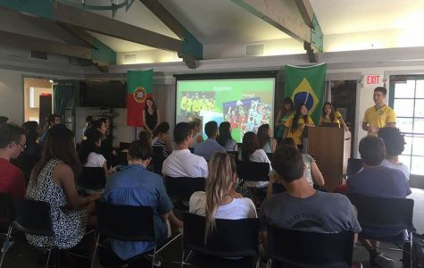 International Coffee Hour allows students to showcase different cultures at SDSU