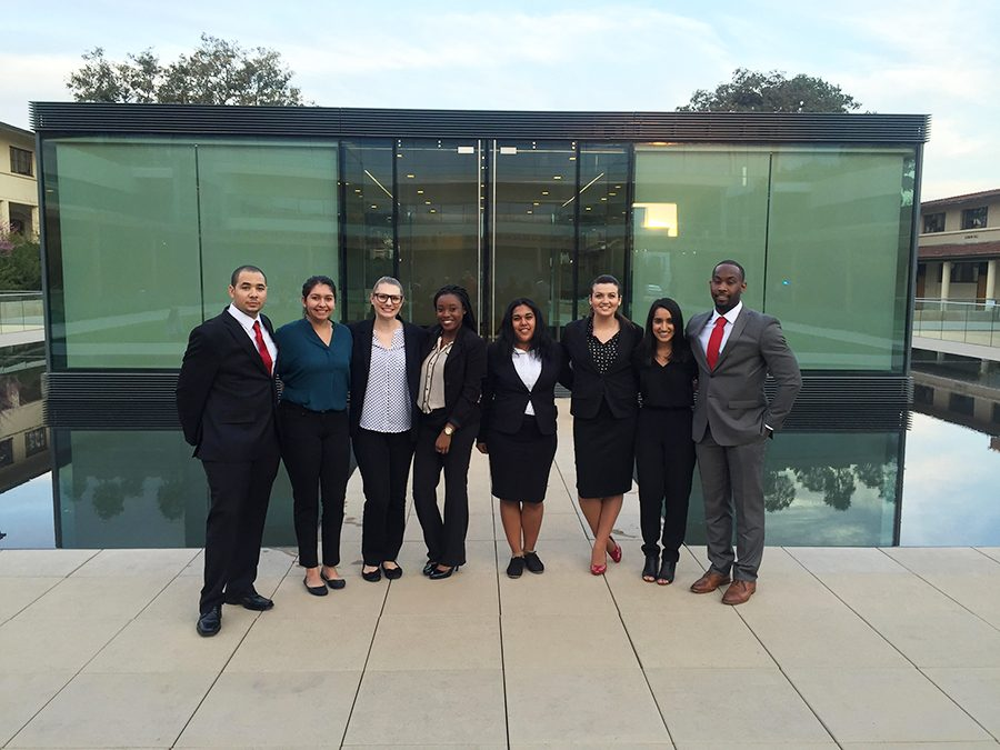 Mock Trial Team prepares for competition
