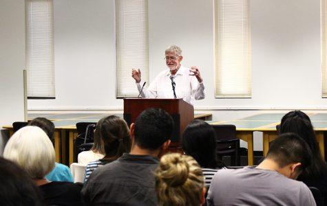 Testigo experto deja un legado a la comunidad de SDSU