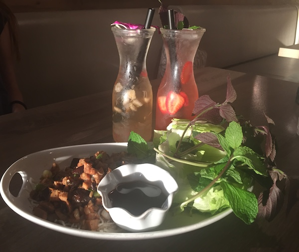 Tasty Tuesday: Purple Mint Bistro caters to vegetarians
