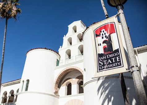 'I am SDSU' campaign strives to increase student involvement in community events