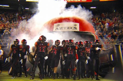 Aztecs set to clash with the Cowboys in Wyoming