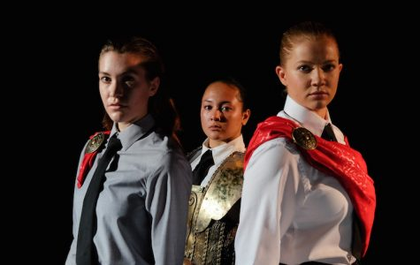 Julius Caesar features all female cast