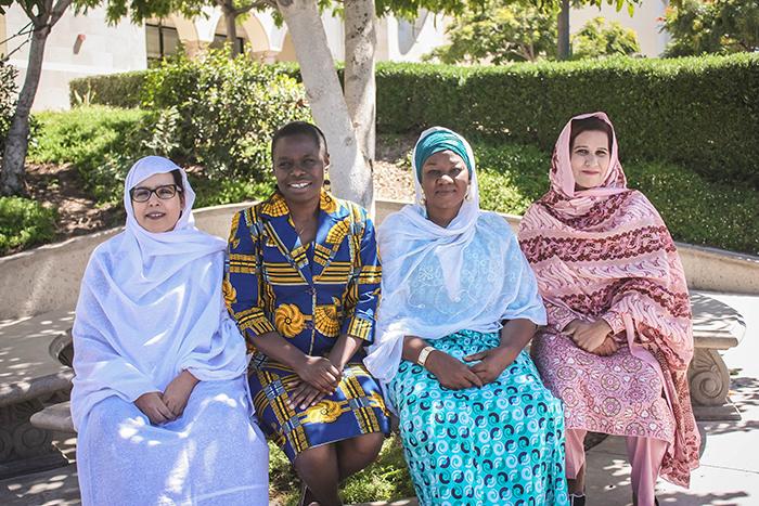 Pacifistas de África: Rumbo a la paz