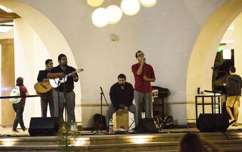 Celebración de cultura Latinx en SDSU