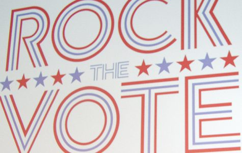 Rock the Vote concludes after Nov. 8 election