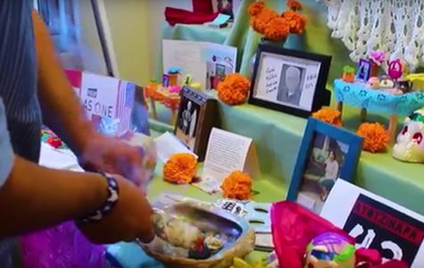 SDSU students celebrate Day of the Dead
