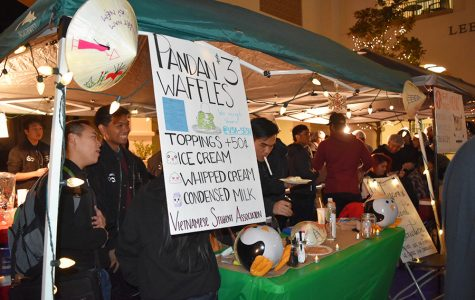 APSA holds third annual night market